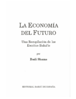 LAECONOMIA DEL FUTURO Una Recopilaci6n de los Escritos Bahais