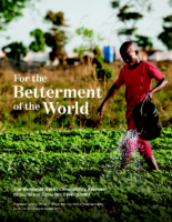 Betterment of the World